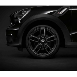 "19"" JCW RAYONS DOUBLES R129, NOIR"